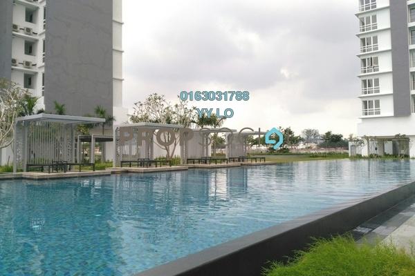 For Sale Condominium at Vina Versatile Homes, Cheras South  Semi Furnished 3R/2B 820k