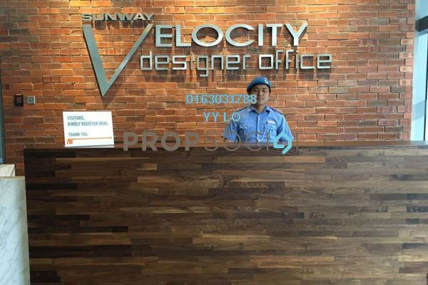 For Rent Office at Sunway VeloCity, Cheras Freehold Unfurnished 0R/0B 2k
