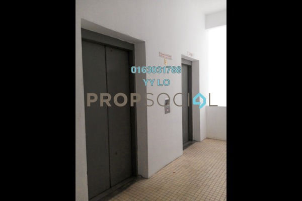 For Rent Condominium at Rose Vista, Ampang Leasehold Semi Furnished 3R/2B 1.4k