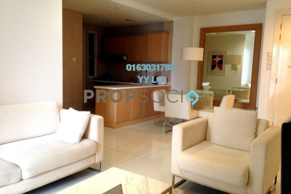 For Rent Condominium at Bintang Goldhill, KLCC Freehold Fully Furnished 1R/1B 3k