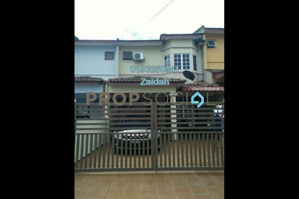 For Sale Terrace at Saujana Puchong, Puchong Leasehold Unfurnished 4R/3B 500k