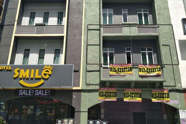 For Rent Shop at Danau Kota, Setapak Leasehold Unfurnished 0R/0B 6.5k
