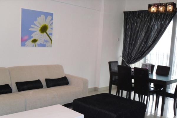 For Sale Condominium at Villa Wangsamas, Wangsa Maju Freehold Semi Furnished 3R/3B 600k