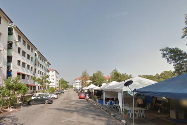 For Sale Apartment at Bandar Tasik Kesuma, Semenyih Freehold Unfurnished 3R/2B 75k