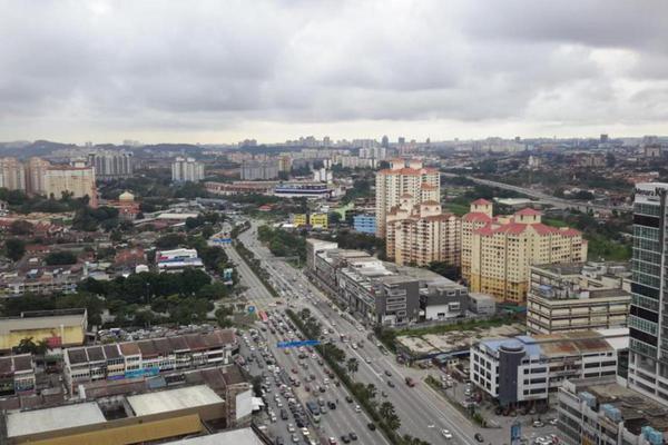 For Rent Shop at 3rd Mile Square, Old Klang Road Leasehold Unfurnished 0R/2B 10k