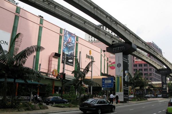 For Rent Shop at Sungei Wang Plaza, Bukit Bintang Freehold Unfurnished 0R/0B 10k