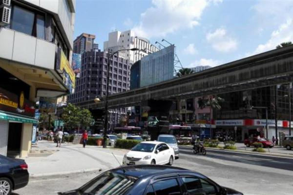 For Rent Shop at Bukit Bintang City Centre, Pudu Freehold Unfurnished 0R/0B 39k