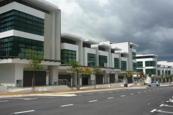 For Rent Shop at E-Boulevard, Denai Alam Freehold Unfurnished 0R/0B 8.8k