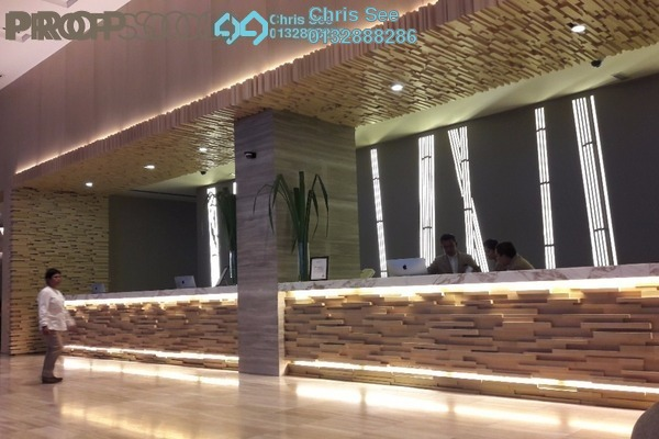 For Sale Condominium at 188 Suites, KLCC Leasehold Fully Furnished 1R/1B 1.18m
