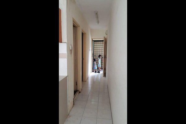 For Sale Apartment at Flora Damansara, Damansara Perdana Leasehold Semi Furnished 3R/1B 150k