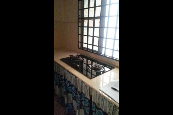 For Sale Apartment at Salvia Apartment, Kota Damansara Leasehold Semi Furnished 3R/2B 350k