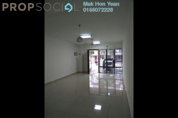 For Sale Townhouse at Odora Parkhomes, 16 Sierra Leasehold Semi Furnished 3R/3B 618k