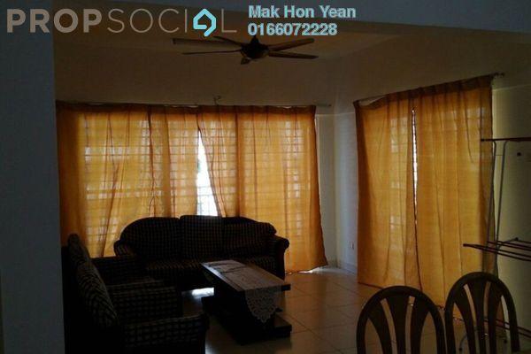 For Sale Condominium at Casa Tropika, Puchong Leasehold Semi Furnished 3R/2B 488k