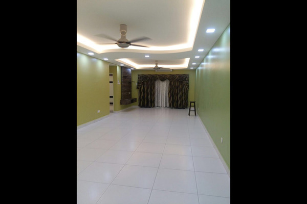 For Rent Condominium at D'Pines, Pandan Indah Leasehold Semi Furnished 3R/2B 2.1k