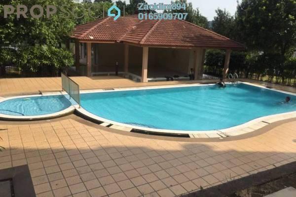 For Rent Apartment at Merak Apartment, Bandar Kinrara Freehold Semi Furnished 3R/2B 1.1k