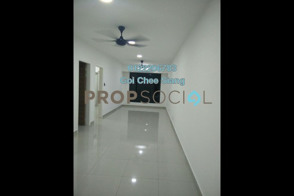 For Rent Condominium at Pearl Suria, Old Klang Road Leasehold Semi Furnished 2R/2B 1.7k
