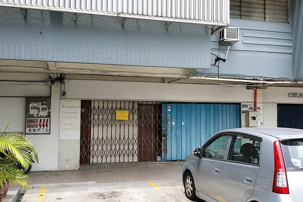 For Rent Shop at Taman Maluri, Cheras Leasehold Unfurnished 0R/0B 3.5k