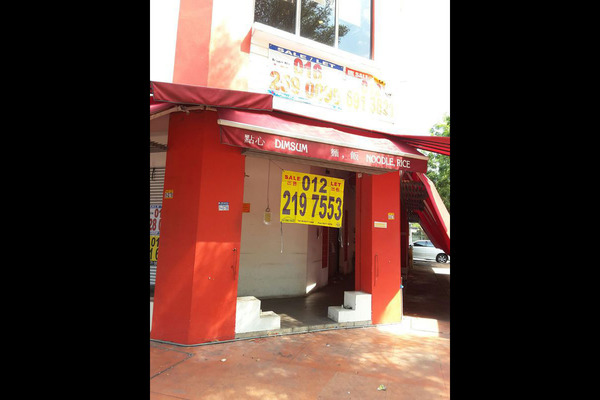 For Rent Shop at TSB Commercial Centre, Sungai Buloh Freehold Unfurnished 0R/0B 6k