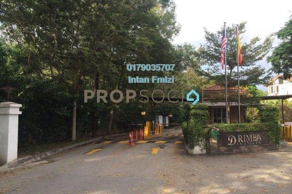 For Sale Apartment at D'Rimba, Kota Damansara Leasehold Unfurnished 3R/2B 460k