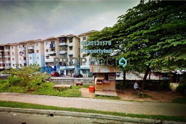 For Sale Apartment at Mutiara Apartment, Balakong Leasehold Fully Furnished 3R/2B 195k