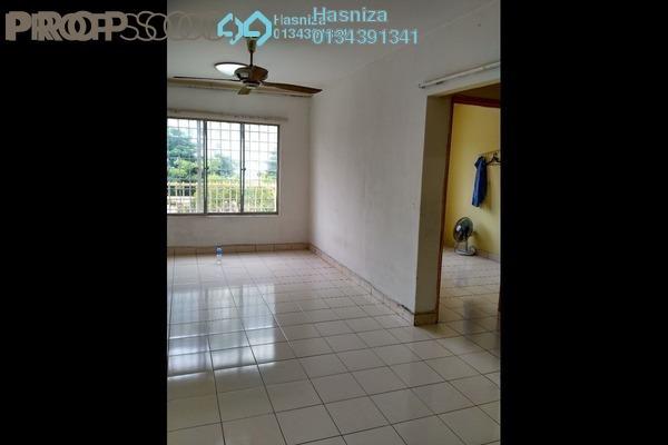 For Sale Apartment at Latan Biru, Kota Damansara Leasehold Semi Furnished 3R/2B 315k