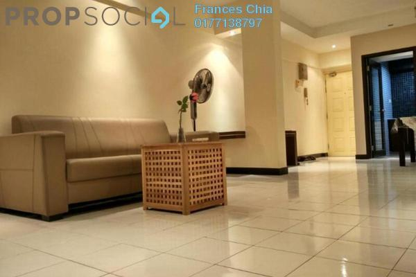 For Rent Condominium at Anjung Hijau, Bukit Jalil Freehold Fully Furnished 2R/2B 1.65k