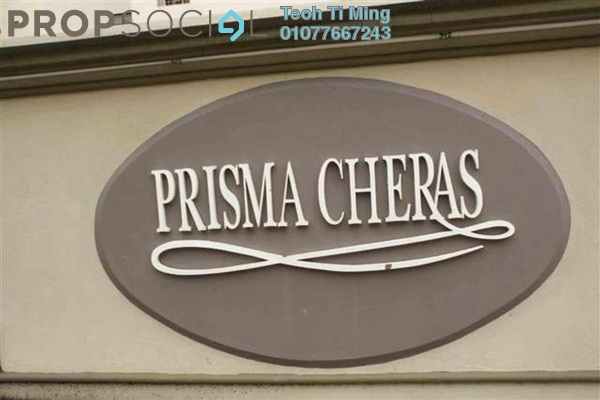For Sale Condominium at Prisma Cheras, Cheras Freehold Semi Furnished 2R/2B 430k