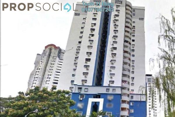 For Sale Condominium at Bukit Pandan 1, Pandan Perdana Freehold Fully Furnished 3R/2B 395k