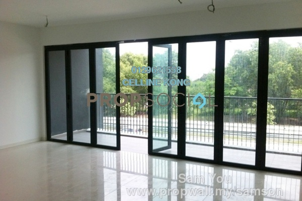 For Sale Condominium at Gembira Residen, Kuchai Lama Freehold Semi Furnished 3R/2B 725k