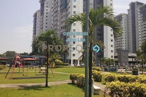 For Rent Apartment at Suria KiPark Damansara, Kepong Freehold Unfurnished 3R/2B 950translationmissing:en.pricing.unit