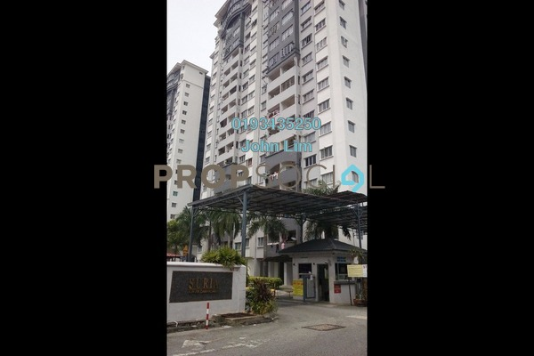 For Rent Apartment at Suria KiPark Damansara, Kepong Freehold Unfurnished 3R/2B 950translationmissing:en.pricing.unit