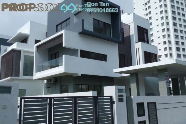 For Sale Bungalow at York Residence, Georgetown Freehold Semi Furnished 6R/7B 5.48m