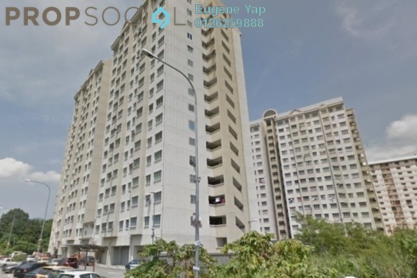 For Sale Apartment at Laman Damai, Kepong Freehold Unfurnished 3R/2B 230k