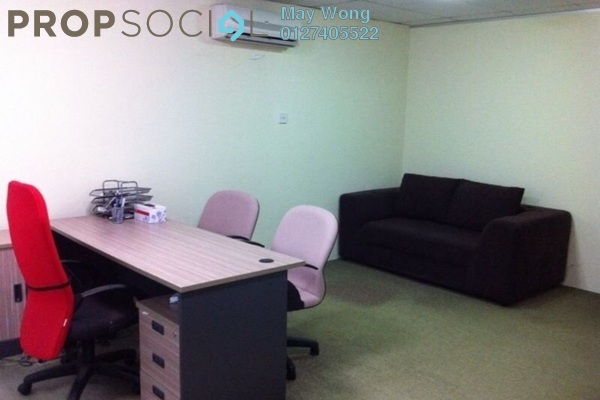 For Rent Office at The Strand, Kota Damansara Leasehold Fully Furnished 0R/0B 1.5k
