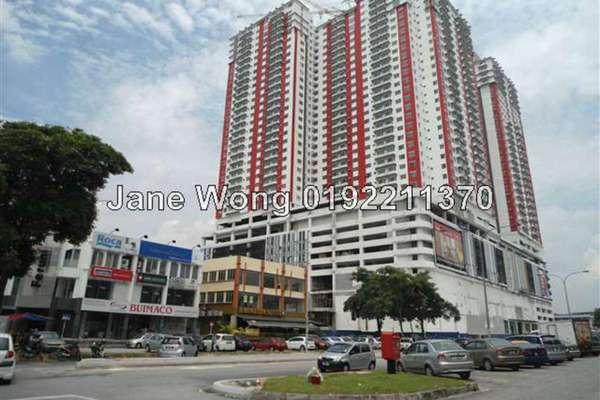 For Rent Office at USJ 21, UEP Subang Jaya Freehold Semi Furnished 0R/1B 2.5k
