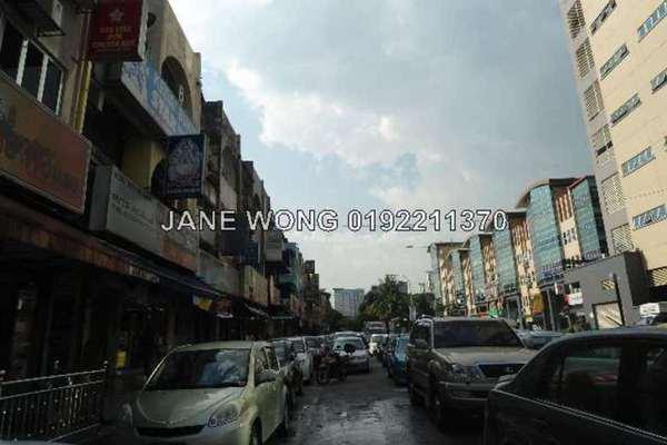 For Rent Shop at SS15, Subang Jaya Freehold Semi Furnished 0R/1B 6k