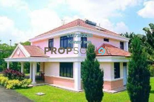 For Sale Bungalow at R&F Princess Cove, Johor Bahru Leasehold Fully Furnished 0R/0B 2.35m