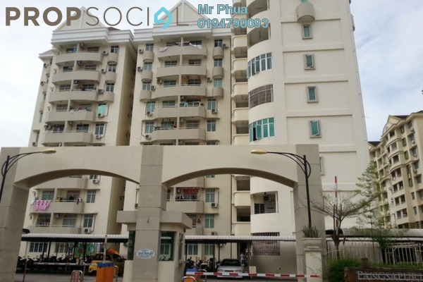 For Rent Apartment at Sri Mekar Apartment, Butterworth Freehold Unfurnished 3R/2B 700translationmissing:en.pricing.unit