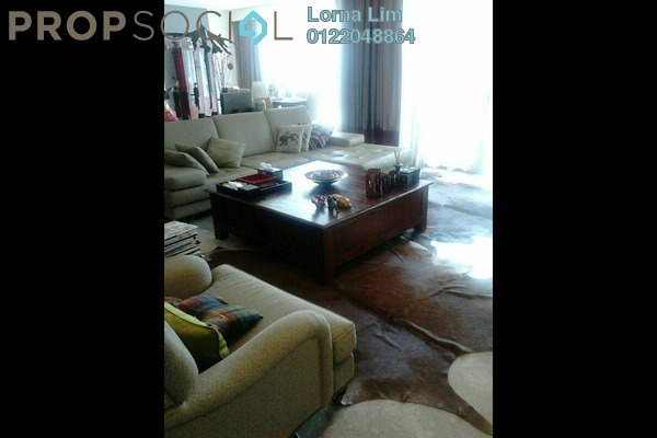 For Rent Condominium at One Menerung, Bangsar Freehold Fully Furnished 4R/4B 12.3k
