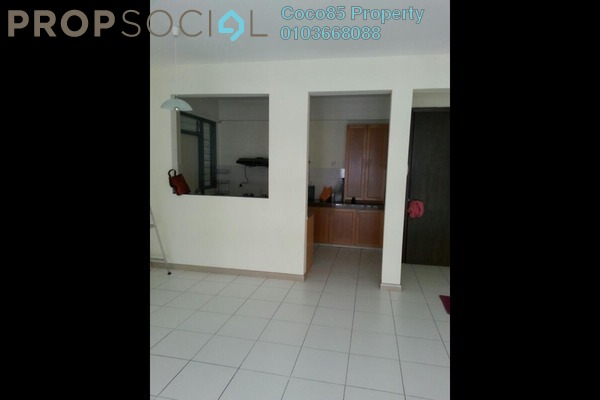 For Sale Condominium at The Tamarind, Sentul Freehold Semi Furnished 3R/2B 600k