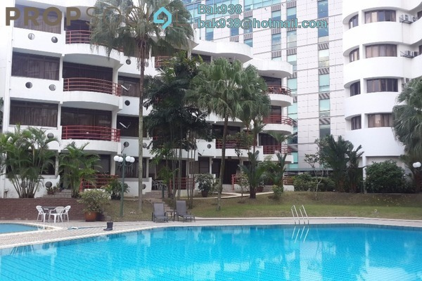 For Rent Condominium at Jamnah View, Damansara Heights Freehold Fully Furnished 0R/2B 3.8k