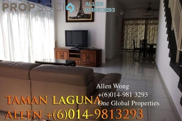 For Rent Terrace at Taman Johor Jaya, Johor Bahru Freehold Fully Furnished 5R/5B 2.8k