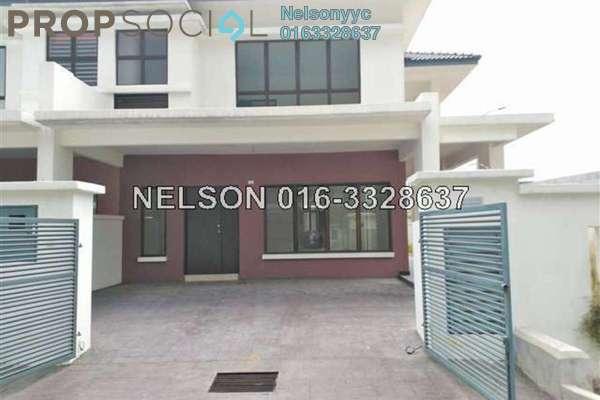 For Sale Terrace at Bandar Damai Perdana, Cheras South Freehold Unfurnished 4R/4B 1.45m