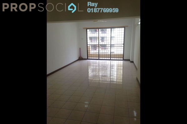 For Rent Condominium at Vista Komanwel, Bukit Jalil Freehold Semi Furnished 3R/2B 1.5k
