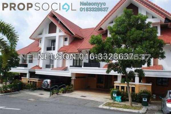 For Sale Terrace at Precinct 18, Putrajaya Freehold Semi Furnished 5R/4B 880k