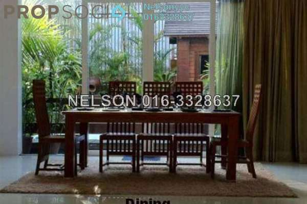 For Rent Bungalow at Bukit Pantai, Bangsar Freehold Semi Furnished 6R/7B 18k