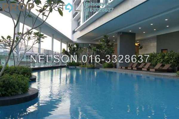 For Rent Condominium at Casa Residency, Pudu Freehold Fully Furnished 2R/1B 3.8k