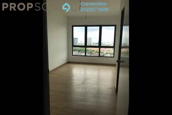 For Sale Condominium at KL Palace Court, Kuchai Lama Leasehold Unfurnished 3R/2B 618k