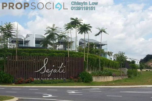 For Rent Semi-Detached at Sejati Residences, Cyberjaya Freehold Semi Furnished 5R/5B 8k