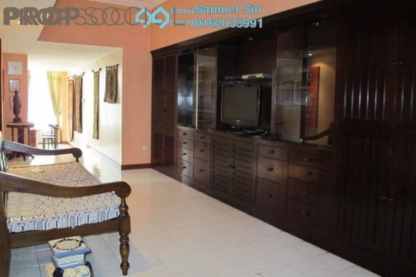 For Rent Condominium at Menara Antara, Bukit Ceylon Freehold Fully Furnished 2R/2B 3k